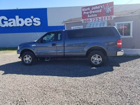 2005 Ford F-150 for sale in Weirton, WV