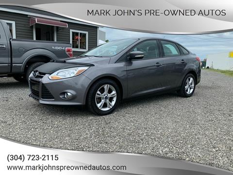 2012 Ford Focus for sale in Weirton, WV
