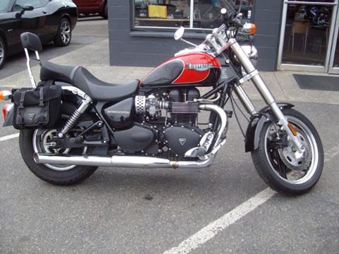 2007 Triumph Speedmaster for sale in Tacoma, WA