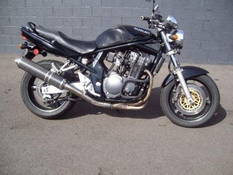 2001 Suzuki GSF1200 for sale at Goodfella's  Motor Company in Tacoma WA