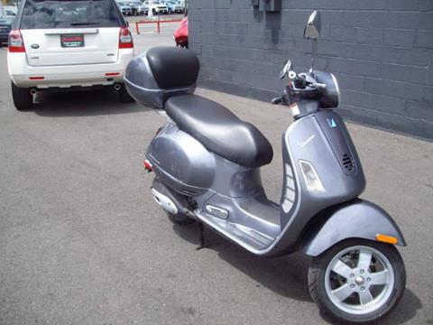 2005 Vespa Gt200 For Sale In Tacoma Wa
