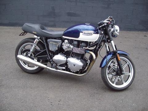 Used Triumph Bonneville For Sale Carsforsalecom