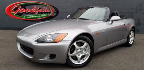 2001 Honda S2000 for sale in Tacoma, WA