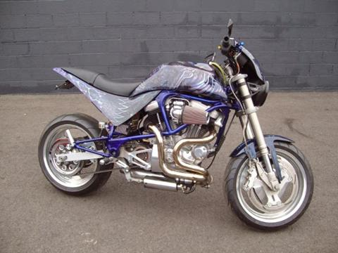 1998 Buell WHITE LIGHTNING for sale in Tacoma, WA