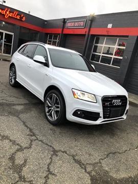 2016 Audi SQ5 for sale in Tacoma, WA