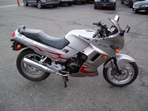 2007 Kawasaki Ninja 250r For Sale In Tacoma Wa