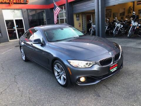 2015 BMW 4 Series for sale at Goodfella's  Motor Company in Tacoma WA