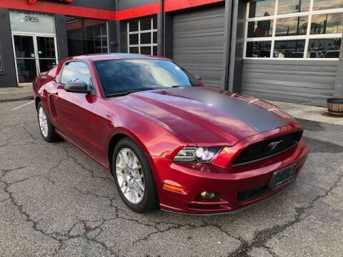 2014 Ford Mustang for sale at Goodfella's  Motor Company in Tacoma WA
