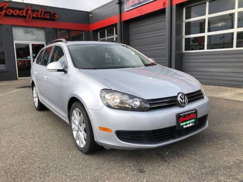 2013 Volkswagen Jetta for sale at Goodfella's  Motor Company in Tacoma WA