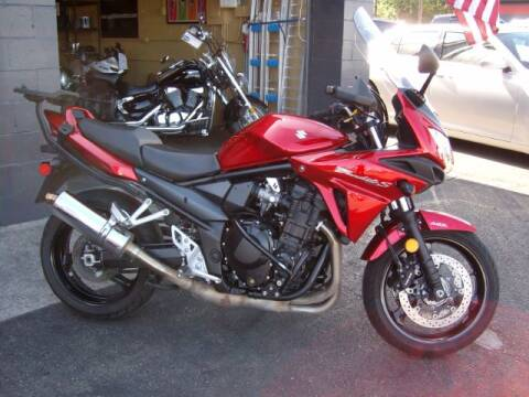 2016 Suzuki GSF1250SA for sale at Goodfella's  Motor Company in Tacoma WA