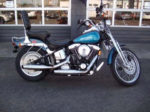 1991 Harley-Davidson FXSTS for sale at Goodfella's  Motor Company in Tacoma WA