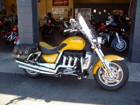 2006 Triumph Rocket III Special Edition for sale at Goodfella's  Motor Company in Tacoma WA