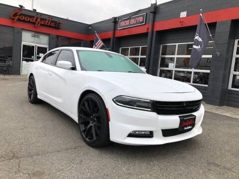 2016 Dodge Charger for sale at Goodfella's  Motor Company in Tacoma WA