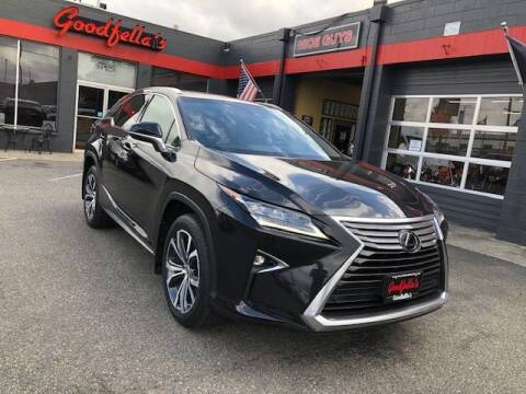 2017 Lexus RX 350 for sale at Goodfella's  Motor Company in Tacoma WA