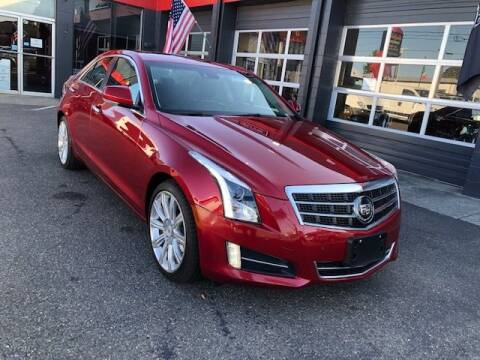 2014 Cadillac ATS for sale at Goodfella's  Motor Company in Tacoma WA