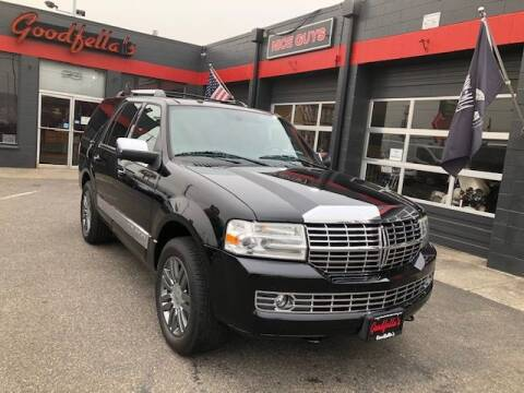 2011 Lincoln Navigator for sale at Goodfella's  Motor Company in Tacoma WA