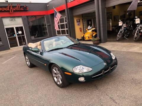 2003 Jaguar XK-Series for sale at Goodfella's  Motor Company in Tacoma WA