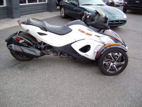 2014 Can-Am Spyder RS/RSS for sale at Goodfella's  Motor Company in Tacoma WA