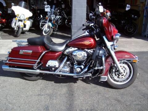2008 Harley-Davidson FLHTC for sale at Goodfella's  Motor Company in Tacoma WA