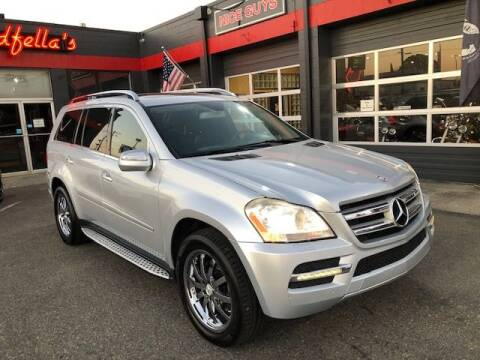2010 Mercedes-Benz GL-Class for sale at Goodfella's  Motor Company in Tacoma WA