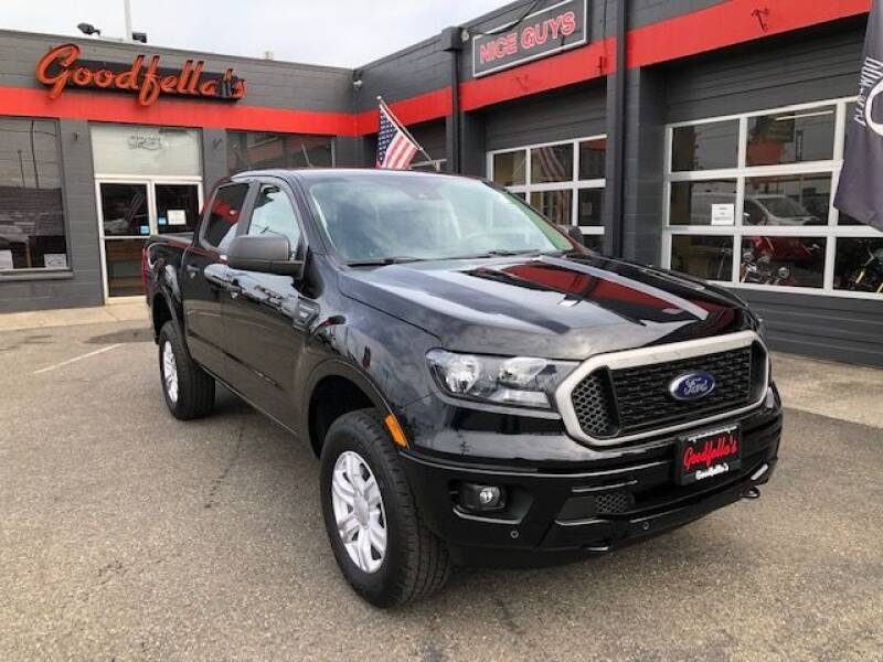2019 Ford Ranger for sale at Goodfella's  Motor Company in Tacoma WA
