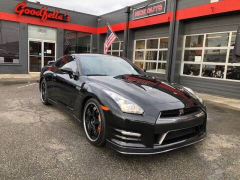 2012 Nissan GT-R for sale at Goodfella's  Motor Company in Tacoma WA