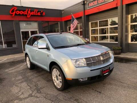 2008 Lincoln MKX for sale at Goodfella's  Motor Company in Tacoma WA