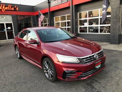 2016 Volkswagen Passat for sale at Goodfella's  Motor Company in Tacoma WA