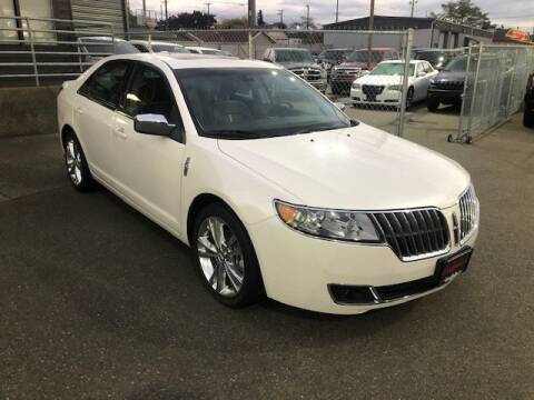 2010 Lincoln MKZ for sale at Goodfella's  Motor Company in Tacoma WA