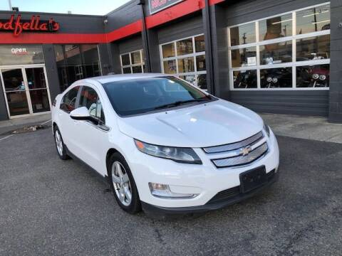 2015 Chevrolet Volt for sale at Goodfella's  Motor Company in Tacoma WA