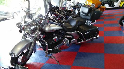 2003 Harley-Davidson Road King for sale in Madison, IN