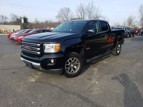 2015 GMC Canyon for sale in Madison, IN