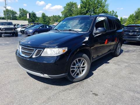2008 Saab 9-7X for sale in Madison, IN