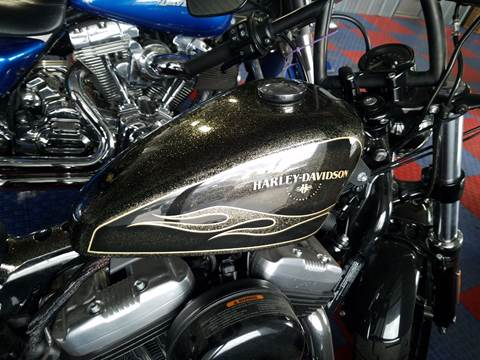 2017 Harley-Davidson Sportster - Xl1200C