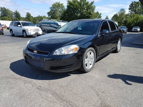 2013 Chevrolet Impala for sale at Cruisin' Auto Sales in Madison IN