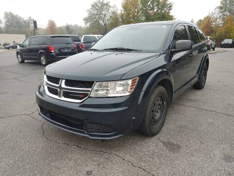 2015 Dodge Journey for sale at Cruisin' Auto Sales in Madison IN