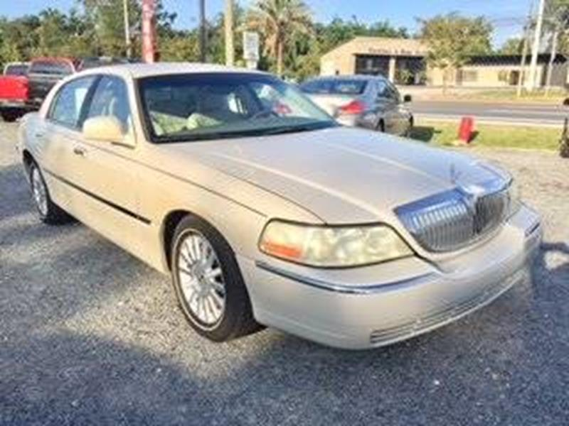 2004 Lincoln Town Car Ultimate 4dr Sedan In Cocoa Fl Car Nation