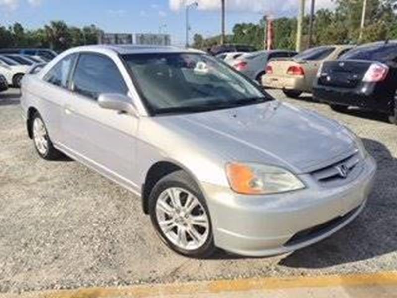 2003 Honda Civic EX 2dr Coupe   Cocoa FL