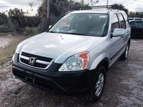 2002 Honda CR-V for sale in Cocoa, FL