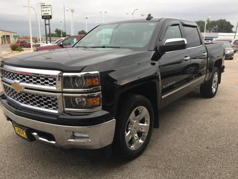 2015 Chevrolet Silverado 1500 for sale in Atlantic IA