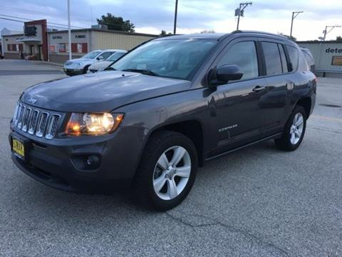 2016 Jeep Compass for sale in Atlantic IA