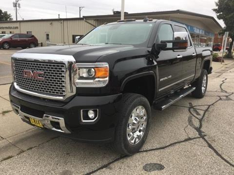 2016 GMC Sierra 2500HD for sale in Atlantic IA