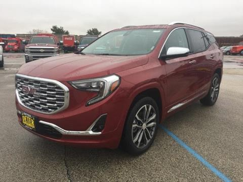 2018 GMC Terrain for sale in Atlantic IA