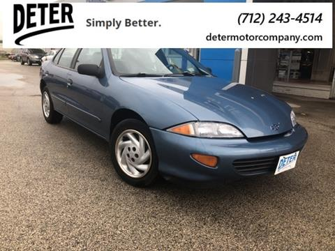 1997 Chevrolet Cavalier for sale in Atlantic, IA
