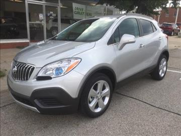 2016 Buick Encore for sale in Atlantic, IA