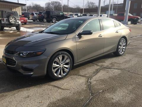 2017 Chevrolet Malibu for sale in Atlantic, IA