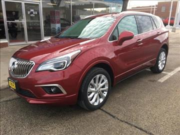 2017 Buick Envision for sale in Atlantic, IA