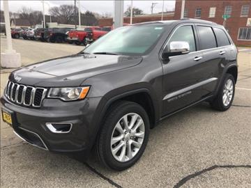 2017 Jeep Grand Cherokee for sale in Atlantic, IA
