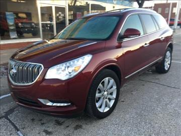 2015 Buick Enclave for sale in Atlantic, IA