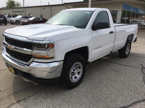 2017 Chevrolet Silverado 1500 for sale in Atlantic, IA